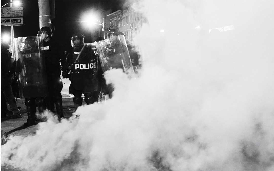 Jewish Museum to Exhibit Photos from the 2015 Baltimore Protests