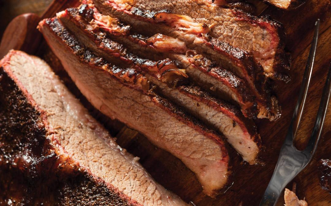 Rex's Texas-Style Smoked Brisket