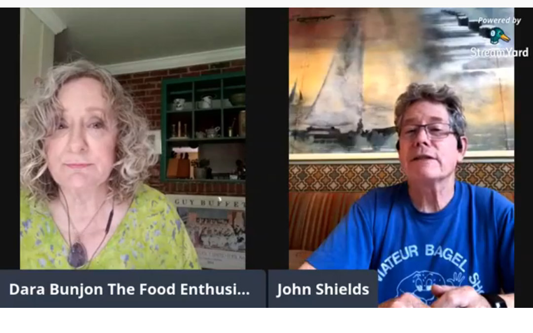 The Food Enthusiast with Guest Chef John Shields