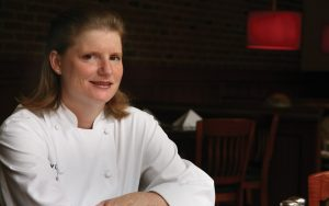"""Chef Nancy Longo and Andrew Sachs have launched """"Heart of the Park"""" to provide meals to those in need."""