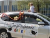 Goldsmith Early Childhood Center 2020 graduation parade 4782