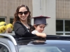 Goldsmith Early Childhood Center 2020 graduation parade 4864