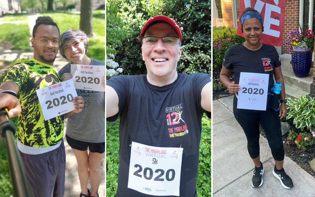 Maryland Half Marathon & 5K Pivots to Virtual this Year