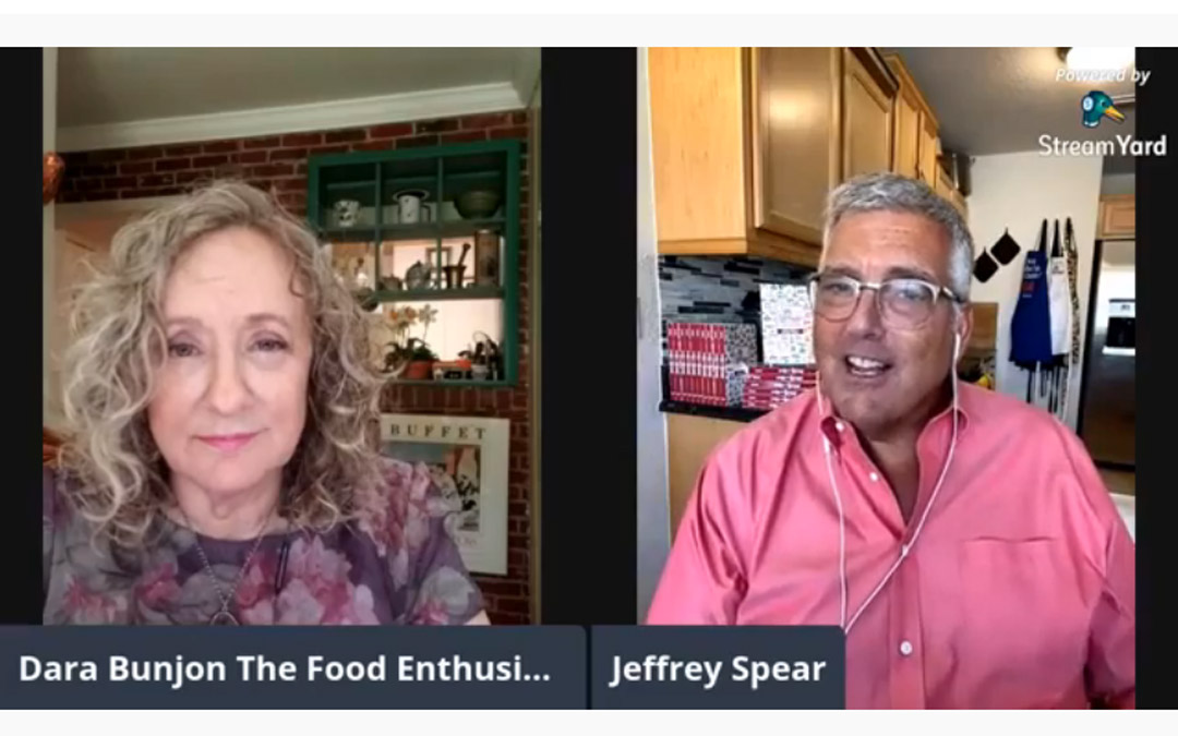 The Food Enthusiast with Guest Jeffrey Spear