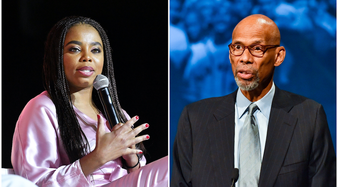 Kareem Abdul-Jabbar Calls Out Anti-Semitism in the Black Community