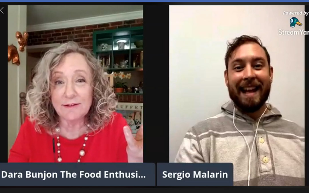 The Food Enthusiast with Guest Sergio Malarin