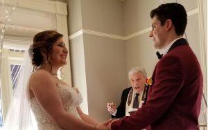 Lindsay and Ryan Luterman-Sevel wedding