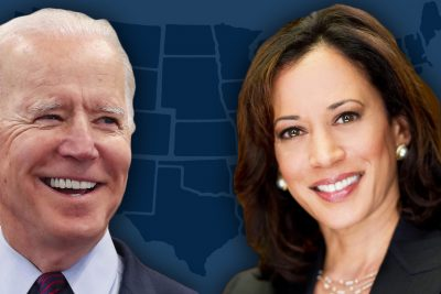 Joe Biden Selects Kamala Harris as Running Mate