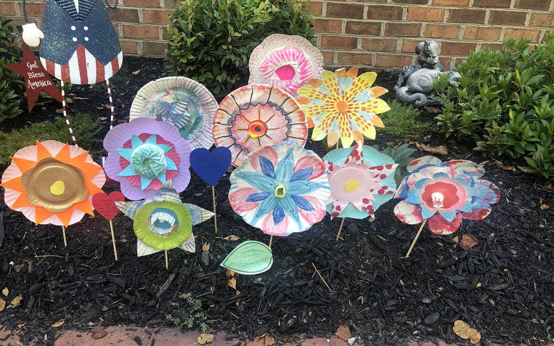 Flower Project Benefits Ronald McDonald House Residents and Families