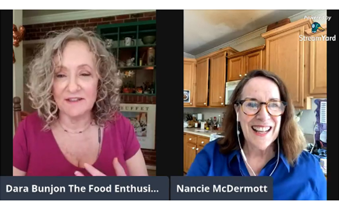 The Food Enthusiast with Guest Nancie McDermott
