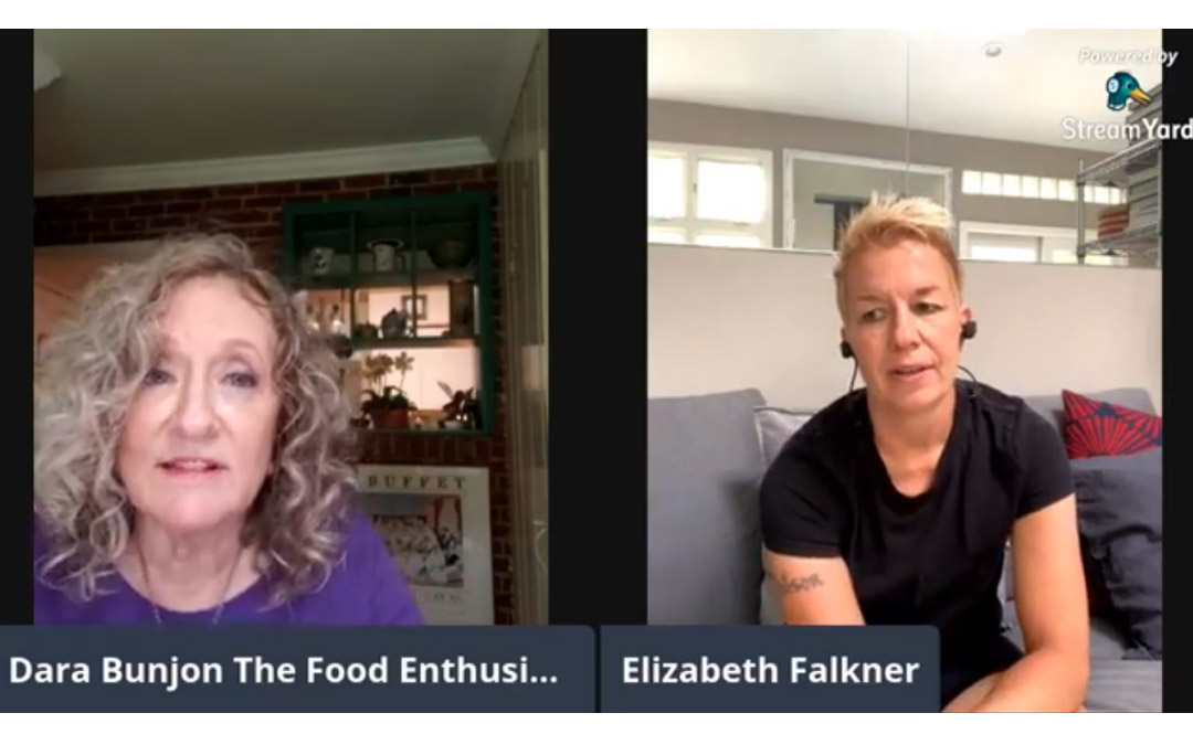 The Food Enthusiast with Guest Chef Elizabeth Falkner