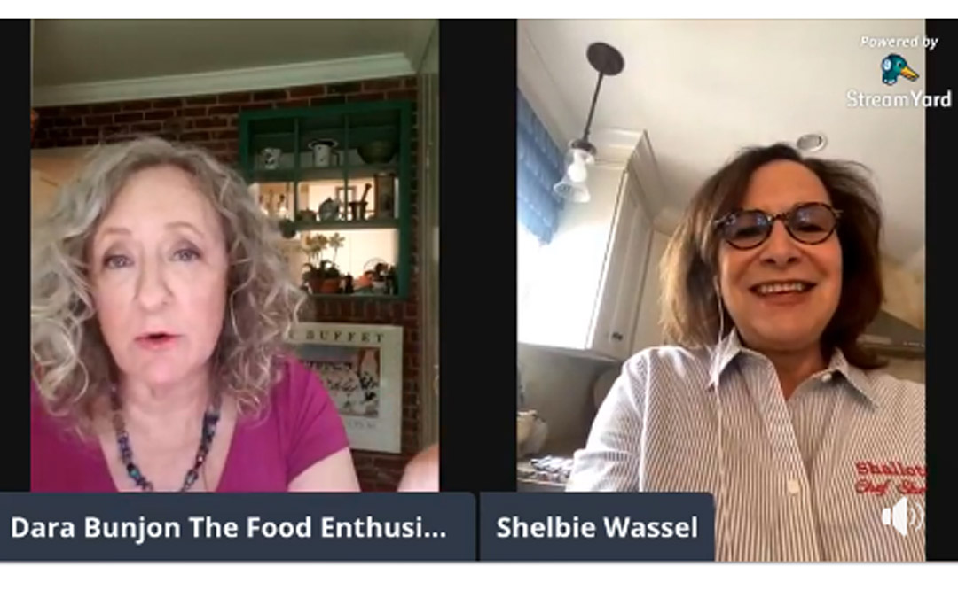 The Food Enthusiast with Guest Shelbie Wassel