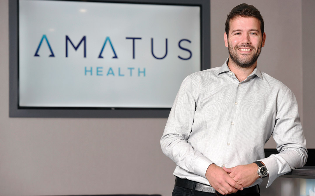 Amatus Health: A Person First Philosophy for All Those in Need
