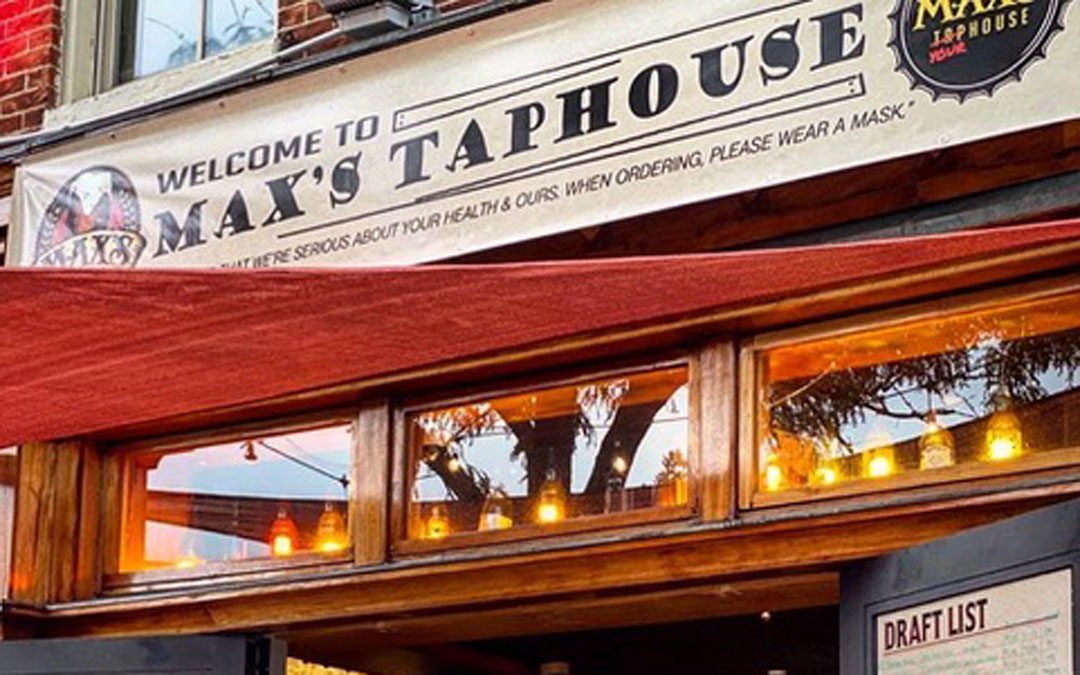 Restaurant News: Max's Taphouse in Fells Point Goes All-Out for Oktoberfest