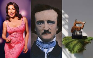 """Catch Freda Payne at Keystone Korner Baltimore in November, join other Edgar Allan Poe devotees for an online """"Poe Festival,"""" and view Hannah Waiters' """"The Gatekeepers"""" in the online showcase of """"As It Should Be."""""""