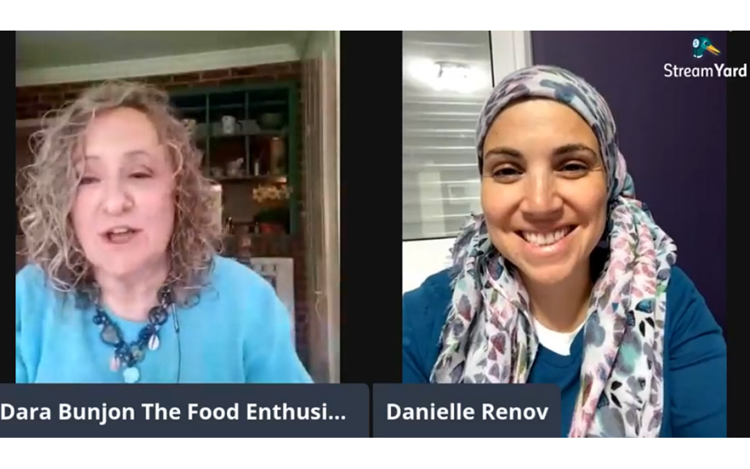 The Food Enthusiast with Guest Danielle Renov