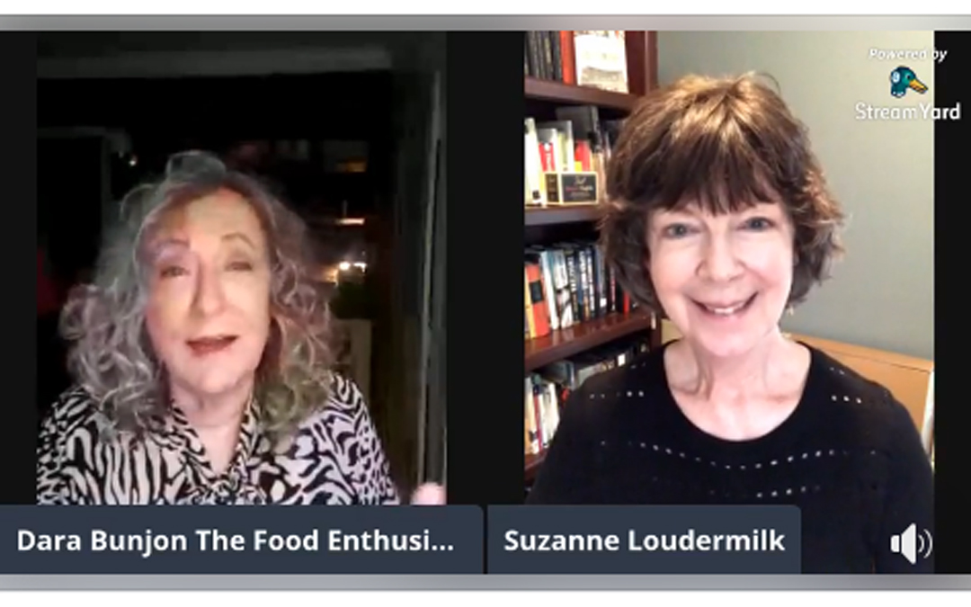 The Food Enthusiast with Guest Suzanne Loudermilk