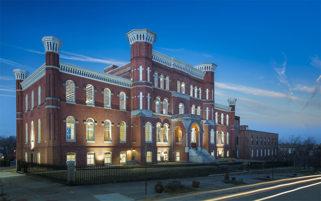 Hebrew Orphan Asylum Project Receives Award from Preservation Maryland