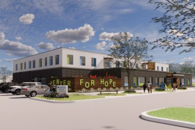 LifeBridge Health Breaks Ground on Center for Hope