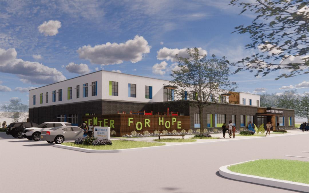 LifeBridge Health Breaks Ground on Center for Hope