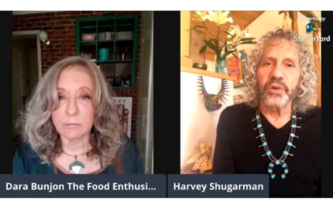 The Food Enthusiast with Guest Harvey Shugarman