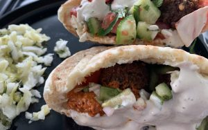 Build Your Own Falafel at home