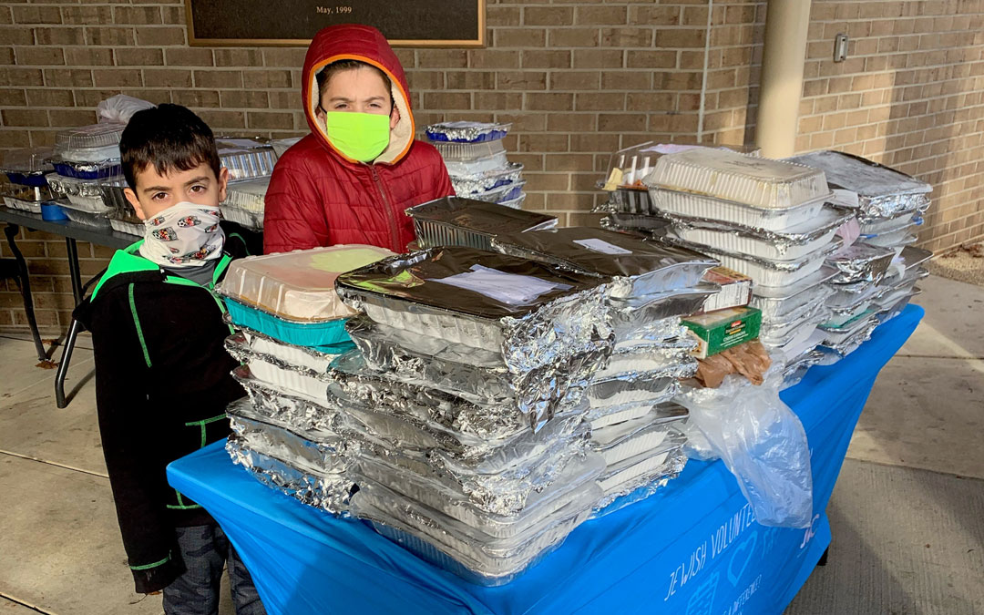 More than 700 Casseroles Collected by Jewish Volunteer Connection to Help Food-Insecure Baltimoreans