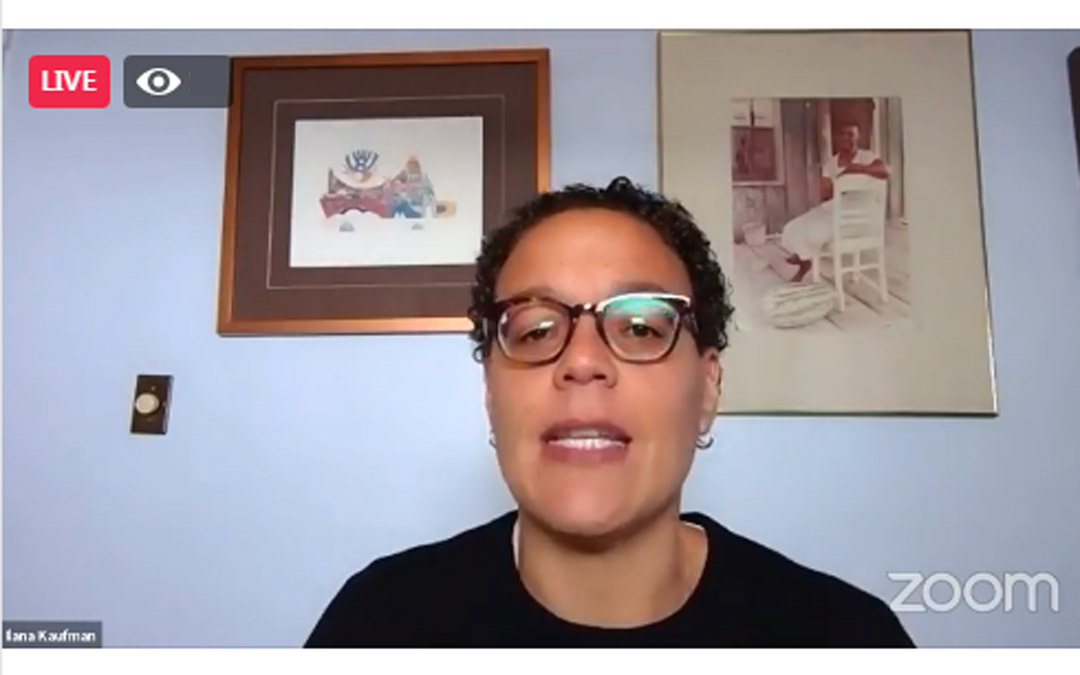 Ilana Kaufman Discusses Issues Facing Jews of Color