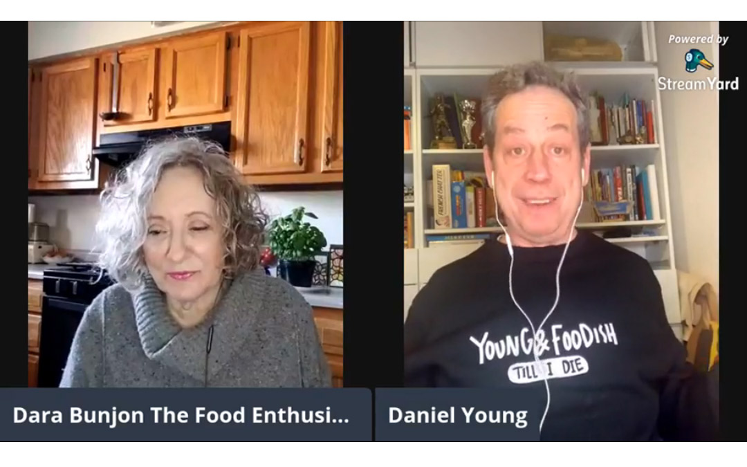 The Food Enthusiast with Guest Daniel Young
