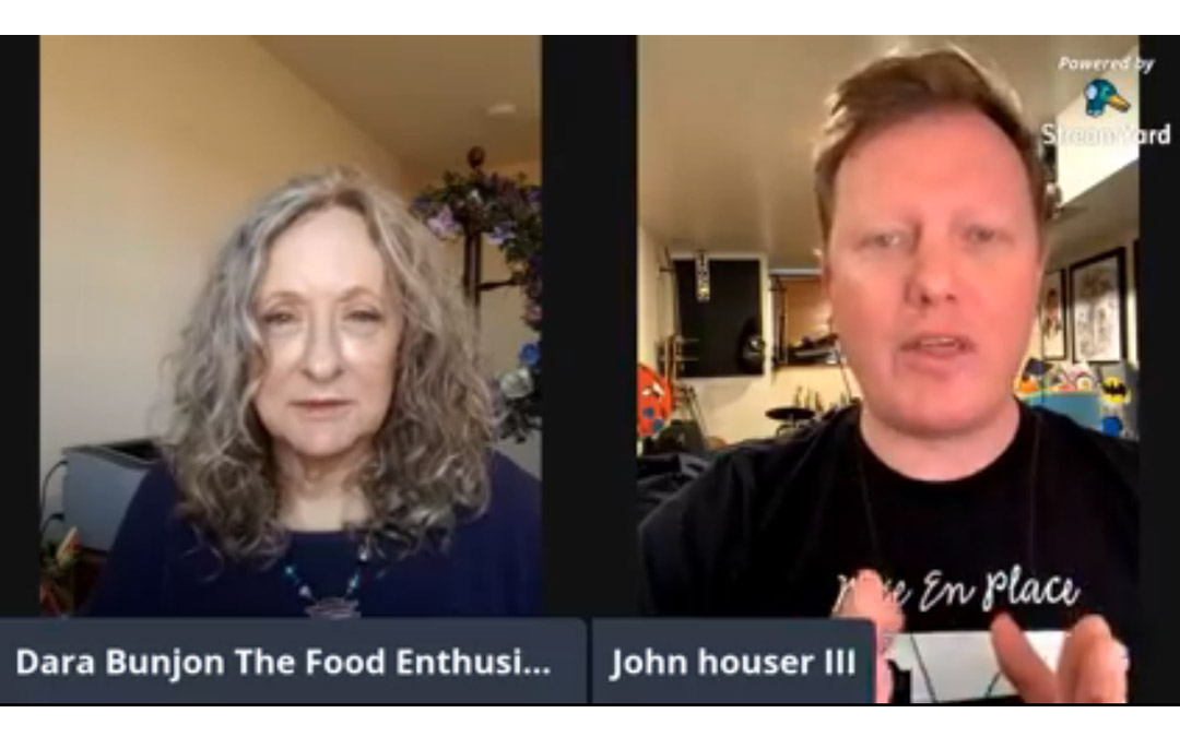 The Food Enthusiast with Guest John Houser III