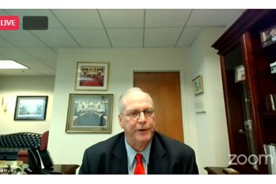 Greater Baltimore Committee's Don Fry Discusses Baltimore's Central Business District and More